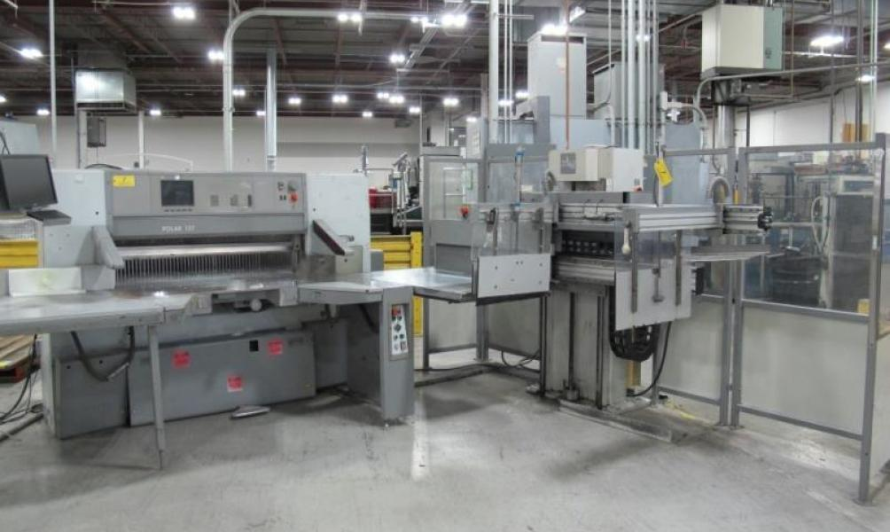 Packaging Graphics 2-Day Online Auction Weds. / Thurs. January 16 / 17, 2019, 1:00 PM (ET)