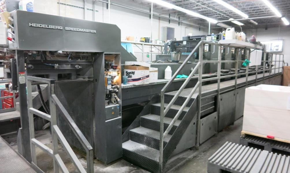 Rohrer Corporation Online Auction - Wednesday, March 20, 2019, 1:00 PM (ET)